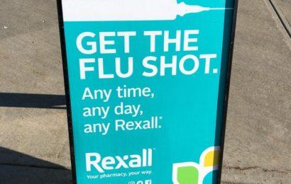 インフルエンザワクチンの予防接種を開始し